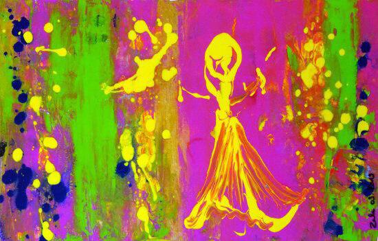 Danse cosmique